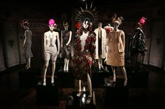 J.Crew | Blog: Curator's Tour: Isabella Blow at Somerset House