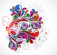 colorful abstract art - Buscar con Google