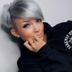 Short Hairstyle 2018 – 123