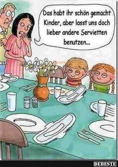 Das habt ihr schön gemacht Kinder, aber.. | DEBESTE.de, Lustige Bilder, Sprüche, Witze und Videos