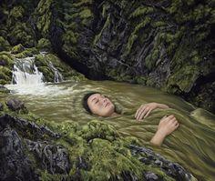Moki  - Surreal Paintings by Moki  <3 <3