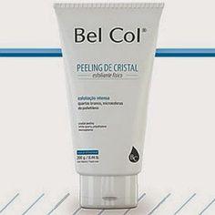 Beleza e etc..: Peeling de Cristal - Bel Col