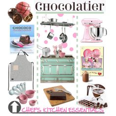 """""""The Chocolatier"""" by ambervogue on Polyvore"""