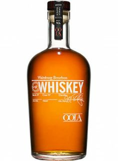 Oola Waitsburg Bourbon Whiskey