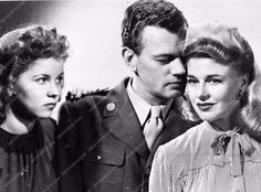 photo Joseph Cotten Shirley Temple Ginger Rogers film I'll Be Seeing You 1211-32