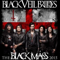 BVB - The Black Mass Tour 2015
