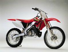 2002 cr250r   2002 Honda CR250R