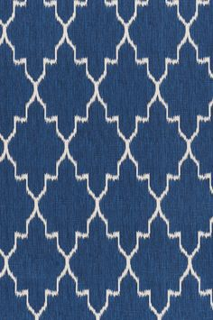Reinvigorate your decor with this Safavieh Chatham rug. A classic Moroccan motif adds international flair to any room. Textiles, Textile Prints, Art Prints, Monaco, Ikat Fabric, App, Fabric Samples, Fabric Design, Rug Size