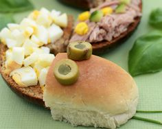 How to make the perfect party sandwiches!