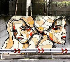 Latest Street Art by El Bocho in Tokyo Like Street graffiti art ? check  http://stores.ebay.com/urban-art-designs?_trksid=p2047675.l2563