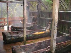 Bagby Hot Springs - Estacada, Oregon