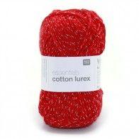 Rico Essentials Cotton Lurex