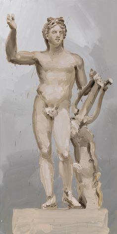 Jan De Vliegher - -apollon versailles-240x120cm.jpg (512×1024)