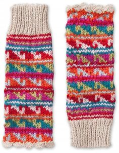 Oilily Armwarmers