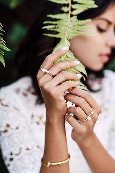 VivaLuxury - Fashion Blog by Annabelle Fleur: LITTLE WHITE LACE