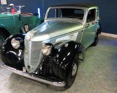 Tampa Bay Automobile Museum. 1938 Amilcar Compound