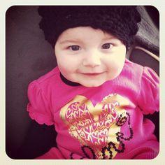 Myla so cute baby