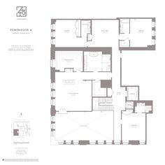443 Greenwich St. #PHA in Tribeca, Manhattan | StreetEasy