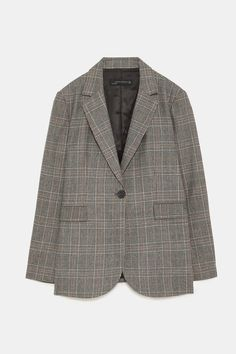 Fashion girls can't stop wearing Fila-sneaker outfits this fall. Take a page from their books and see how to style them for any occasion. Zara Blazer, Plaid Blazer, Checked Blazer, Who What Wear, Girl Fashion, Stylists, Sneakers, Casual, How To Wear