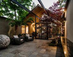 26 Meilleures Images Du Tableau Terrasse Ouverte Backyard Patio
