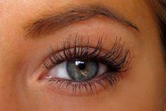 Wish my eyelashes looked like this