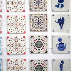 On surrealejos.com 👁#products #surrealejos #azulejos #surreal #tiles #plate #pratos #ceramic #alfama #pattern #interiordesign #homedesign #homedecor #instagood #graphics #illustration #flamingo #mouraria #collection #artoftheday  #contemporaryart  #artwork #picoftheday  #instaart #artgallery #modernart #panda #walldecor #heart #love  #alfama Portuguese Tiles, Interiores Design, Surrealism, Love, Illustration, Decor, Tiles, Amor, Decoration