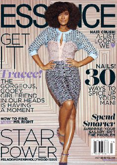 Tracee Ellis Ross looks stunning on March Cover of ESSENCE