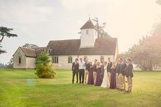 Stunning venues with churches - Wasing Park   CHWV