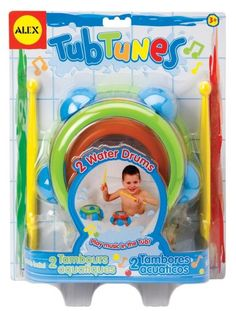 Alex Tub Tunes Water Drums - Find Me The Cheapest Price: $15.02