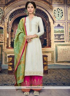 Buy Flamboyant Teal Green Colored Partywear Embroidered Silk Anarkali Suit at Rs. Salwar Suits Online, Salwar Kameez Online, Pakistani Salwar Kameez, Designer Salwar Suits, Pakistani Suits, Pakistani Dresses, Anarkali Suits, Diwali, Palazzo Suit