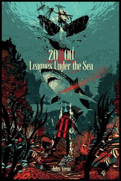 """""""20,000 Leagues Under the Sea"""" by Chris Thornley"""
