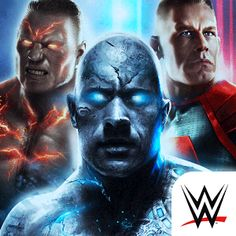 WWE Immortals v1.4.0 Mega Mod Apk + Obb Data