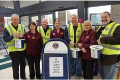 Lions in England raise money for flood victims