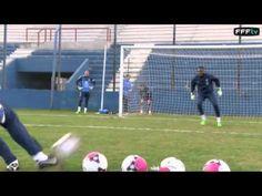 Lloris and Mandanda Training - YouTube