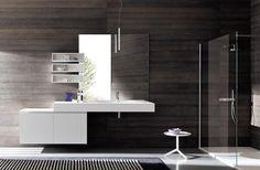 Contemporary Minimalist Bathroom Design Picture Ideas