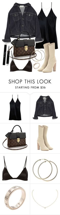 """""""Untitled #21148"""" by florencia95 ❤ liked on Polyvore featuring Fleur du Mal, adidas Originals and Cartier"""