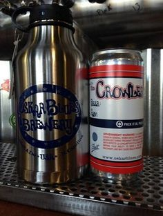 Oskar Blues Brewery, Ball Corp. pioneer the beer Crowler - Craft Brewing Business