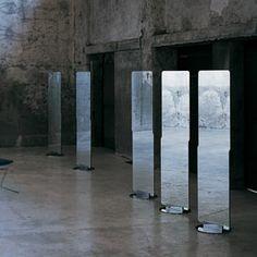 NANDA VIGO http://www.widewalls.ch/artist/nanda-vigo/ #contemporary #art #installation