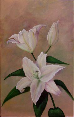 SPLENDOR - oil painting by Emilia Milcheva