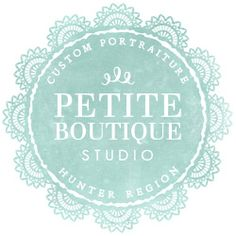 My pretty new photography logo! Seafoam green and vintage lace :-)