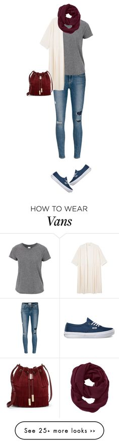 """Random"" by pjwrdyt on Polyvore featuring Paige Denim, Monki, Athleta, Vans, Vince Camuto, StreetStyle, Random, ootd, instagramstyle and 60secondstyle"