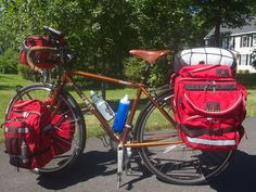 Bicycle Ride Across America 2012 | Seaside, Oregon to Rye, New ...