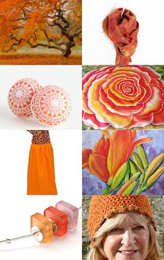Orangina by Tracey PR on Etsy--Pinned with TreasuryPin.com