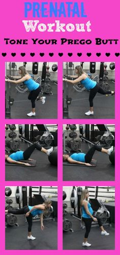 "Pregnancy workout to tone the butt and thighs.  Will help to not gain a ton of weight in hip area.  <a href=""http://michellemariefit.publishpath.com/prenatal-workout-tone-your-prego-butt"" rel=""nofollow"" target=""_blank"">michellemariefit....</a>"