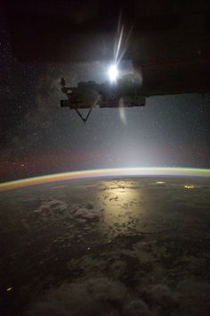 Earth From The ISS