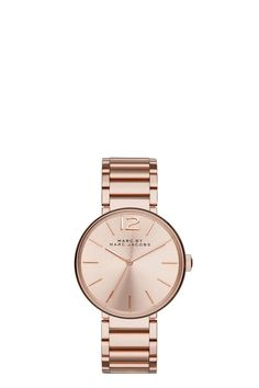 Rose Gold Peggy Bracelet 36MM Marc Jacobs I have this one & I love it❤️