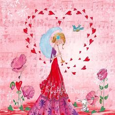 © Cartita Design - Love - Valentine