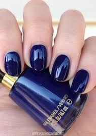 Image result for navy blue nails
