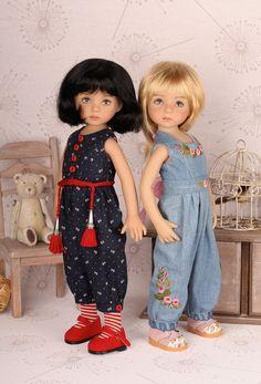 Такие разные Little Darlings, или Dianna Effner, спасибо! / Другие коллекционные куклы / Бэйбики. Куклы фото. Одежда для кукол