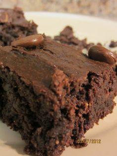Easy Peasy: Paleo Brownies